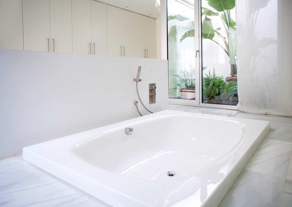 Reformas en un cuarto de baño