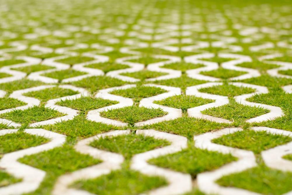 Adoquines ecológicos para el jardín