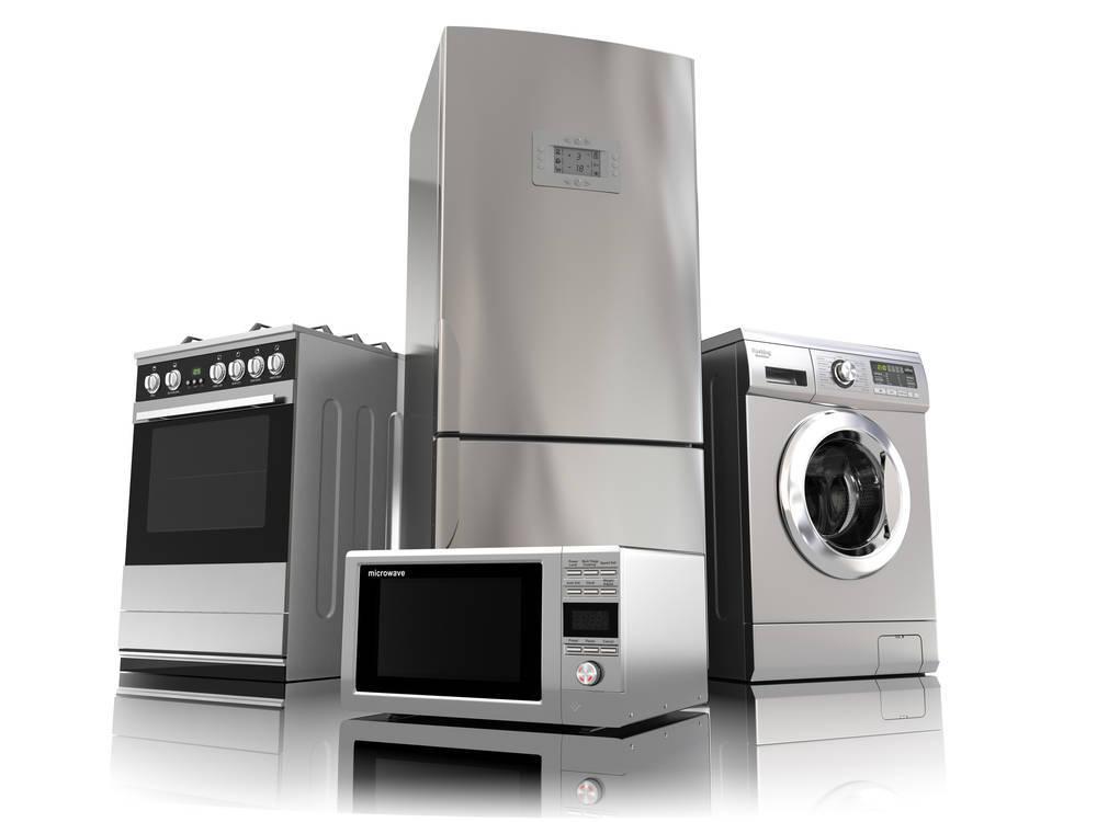 Electrodomésticos eficientes